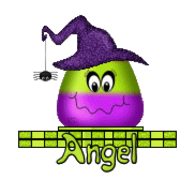 Angel - CandyCornWitch