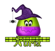 A'uria (MC) - CandyCornWitch
