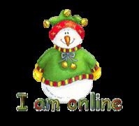 I am online - ChristmasJugler