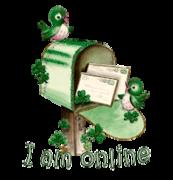 I am online - StPatrickMailbox16