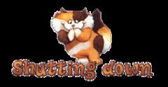 Shutting down - GigglingKitten