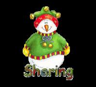 Sharing - ChristmasJugler