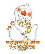 Giggles - CandyCornGhost