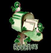 Giggles - StPatrickMailbox16
