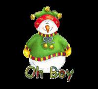 Oh Boy - ChristmasJugler