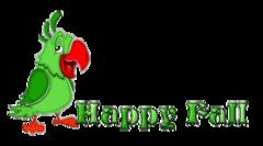 Happy Fall - GreenParrot