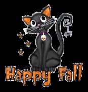 Happy Fall - HalloweenKittySitting