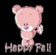 Happy Fall - ShyTeddy