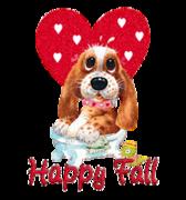 Happy Fall - ValentinePup2016