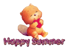 Happy Summer - BeaverLove