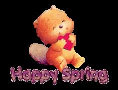 Happy Spring - BeaverLove