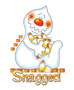 Snagged - CandyCornGhost