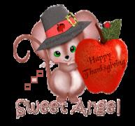 Sweet Angel - ThanksgivingMouse