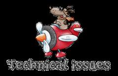 Technical issues - DogFlyingPlane