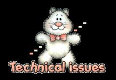 Technical issues - HuggingKitten NL16