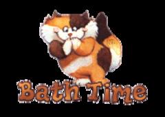 Bath Time - GigglingKitten