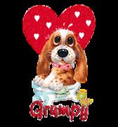 Grumpy - ValentinePup2016