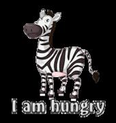 I am hungry - DancingZebra