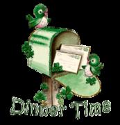 Dinner Time - StPatrickMailbox16