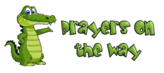 Prayers on the way - CrocodileTeeth