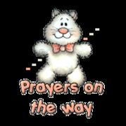 Prayers on the way - HuggingKitten NL16