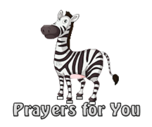 Prayers for You - DancingZebra