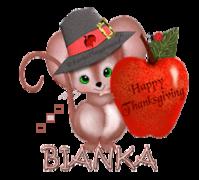 BIANKA (UC) - ThanksgivingMouse
