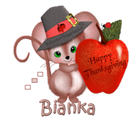 Bianka - ThanksgivingMouse