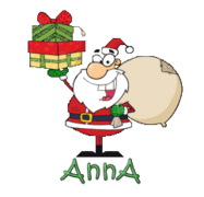 AnnA (MC) - SantaDeliveringGifts