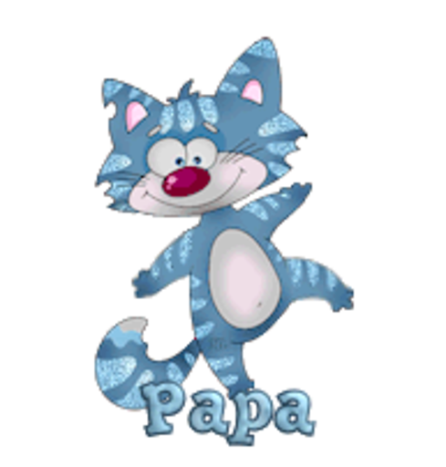 Papa - DancingCat