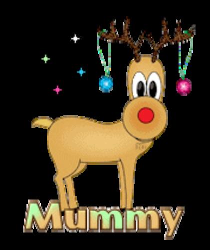 Mummy - ChristmasReindeer