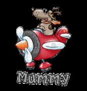 Mummy - DogFlyingPlane