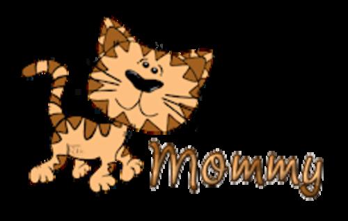 Mommy - CuteCatWalking