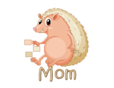 Mom - CutePorcupine