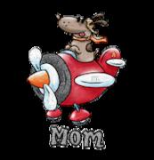 Mom - DogFlyingPlane