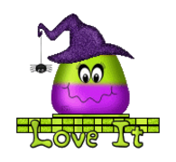 Love It - CandyCornWitch