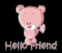 Hello Friend - ShyTeddy