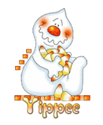 Yippee - CandyCornGhost