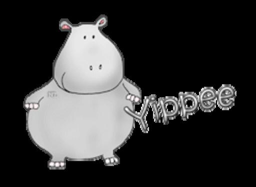 Yippee - CuteHippo2018
