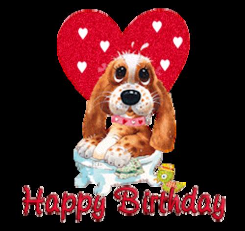 Happy Birthday - ValentinePup2016