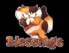Blessings - GigglingKitten