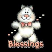 Blessings - HuggingKitten NL16