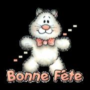 Bonne Fete - HuggingKitten NL16