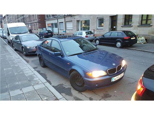 2001 BMW 318 3er