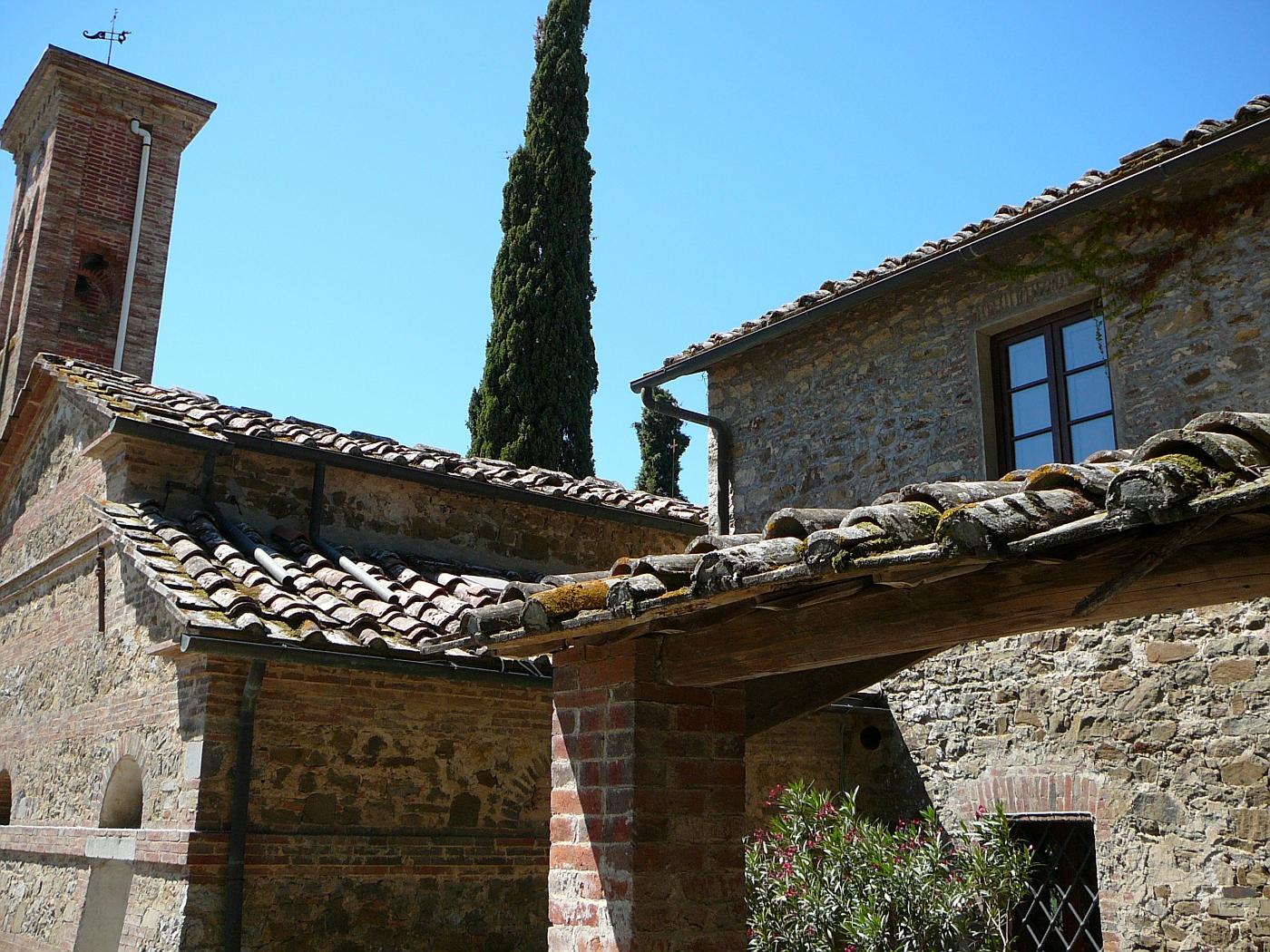 "Dievole Winery ""Church"""