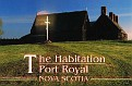NOVA SCOTIA - Port Royal Habitation
