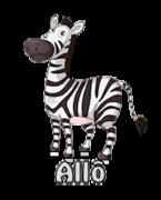 Allo - DancingZebra