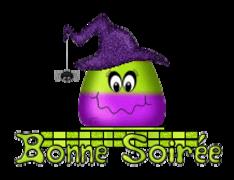 Bonne Soiree - CandyCornWitch