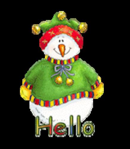 Hello - ChristmasJugler