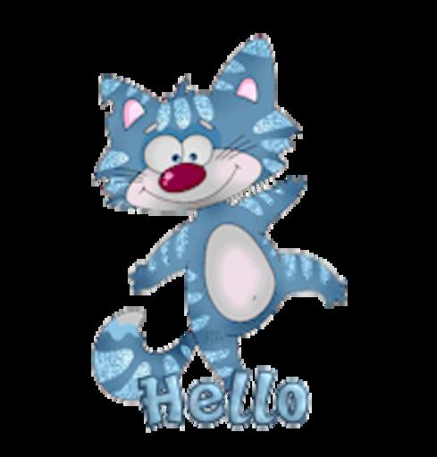 Hello - DancingCat